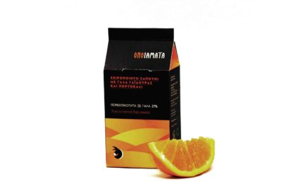 soap with donkey milk and orange onoiamata